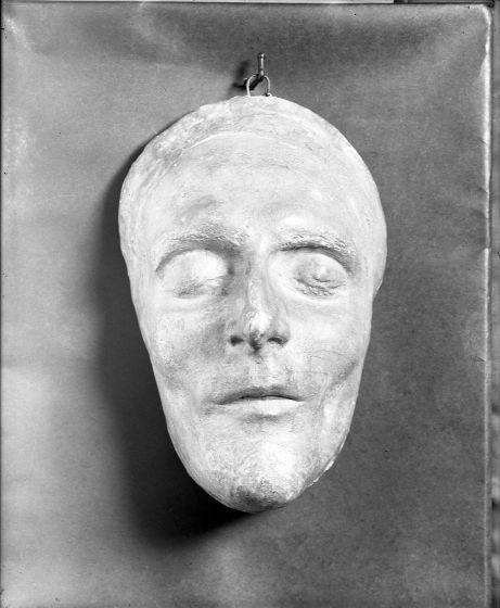 modigliani death mask | Death Mask of Amedeo Modigliani (1884-1920) | Harvard Art Museums
