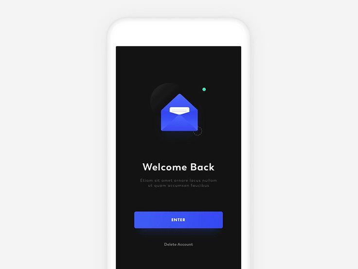 Mail Client Mobile Version
