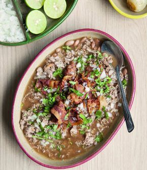 Carne en su Jugo - Meat in its Juices From a small street stall in the 1970's, Karne Garibaldi has morphed into a giant on the local culinary scene, thanks to this highly coveted brothy beef dish and the family's lightening-quick service Beef, Mexican Cuisine and Recipes #BestCarneEnSuJugo, #BestCarneEnSuJugoRecipe, #BestMeatForCarneEnSuJugo, #CarneASuJugoRecipe, #CarneEnSuJugo, #CarneEnSuJugoEnIngles, #CarneEnSuJugoEnglish, #CarneEnSuJugoGaribaldi, #Carne