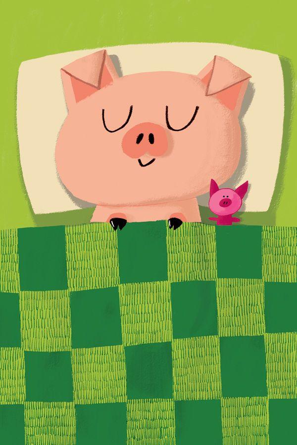 Jim Field - Pinned simply because I like pigs. ^_^