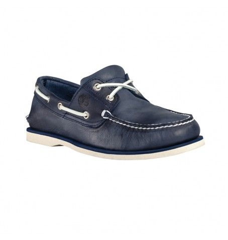 Soldes - Timberland A13OM - Classic Boat 2-Eye Homme