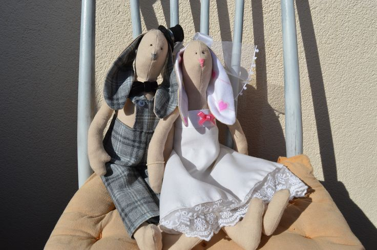 Tilda newlyweds
