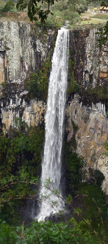 Cachoeira do Avencal, Santa Catarina, Brasil...