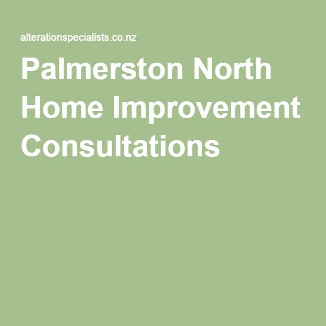 Palmerston North Home Improvement Consultations