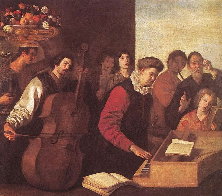 The Concert - Aniello Falcone