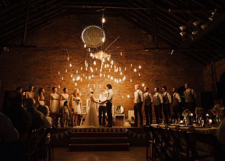 wedding ceremony | Nick and Amanda | Chattanooga wedding | Jac and Heath Photography