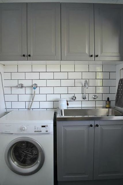 In The Night Sky Laundry Room Remodel