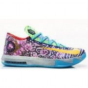 Authentic 669809-500 Nike KD VI Premium Hoop Purple/Urgent Orange-Shark $129.00 http://www.retrowhite.com/