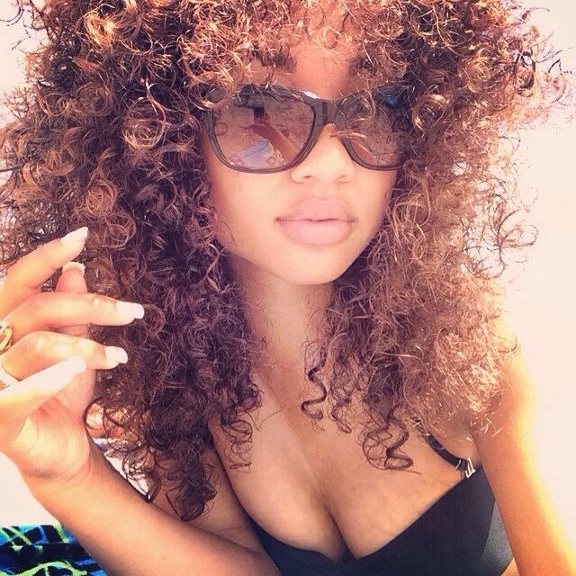 Amazing 23 Best Images About H A I R On Pinterest Big Hair Curls Hairstyle Inspiration Daily Dogsangcom