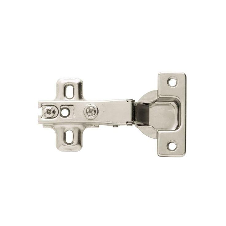 liberty hardware hc11sfcc5 35mm european 110 degree full overlay hinge set of nickel