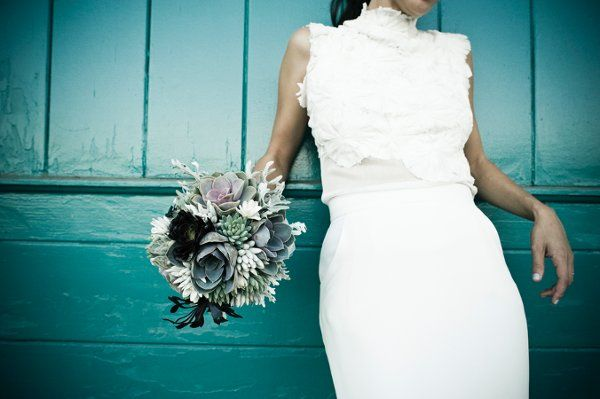 Wonderful Winter Bouquets Wedding Flowers Photos on WeddingWire