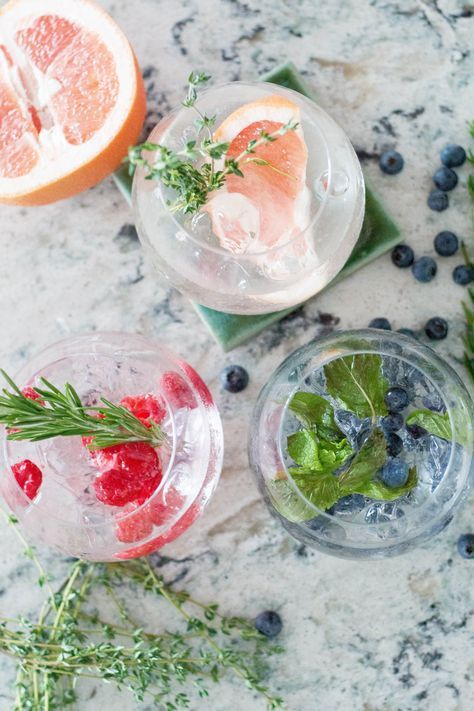 Searching for the perfect Gin and Tonic recipe? Check out three different variations on the classic drink that will have you pouring all night long!