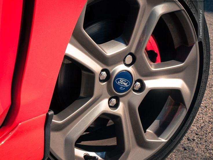 Ford Fiesta ST wheel #ford #fiesta #st #wheel more: http://premiummoto.pl/09/09/ford-fiesta-st-nasza-sesja