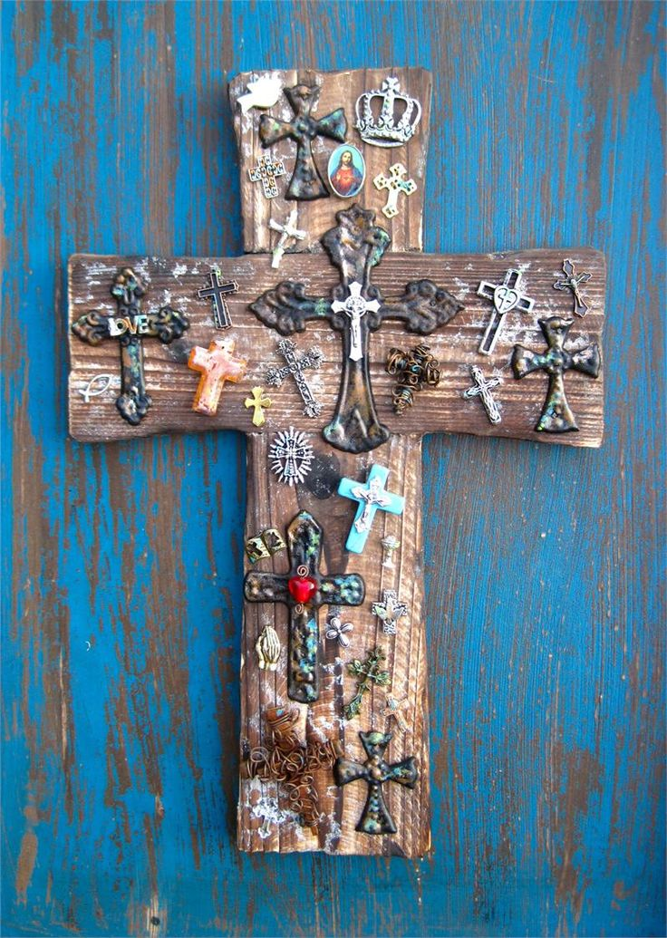 466 Best Images About My Love For Crosses On Pinterest