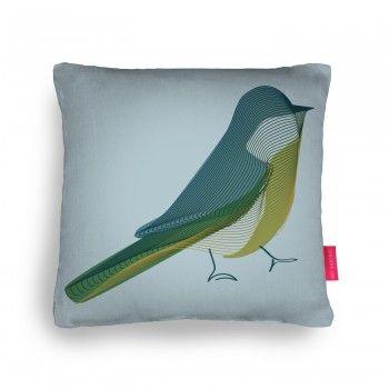 BlueTit Cushion