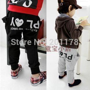 >> Click to Buy << 381 children's long haren pants children cotton trousers  free shipping #Affiliate