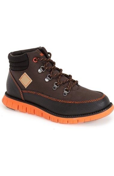 Cole Haan 'ZeroGrand' Hiker Boot (Little Kid & Big Kid) available at #Nordstrom