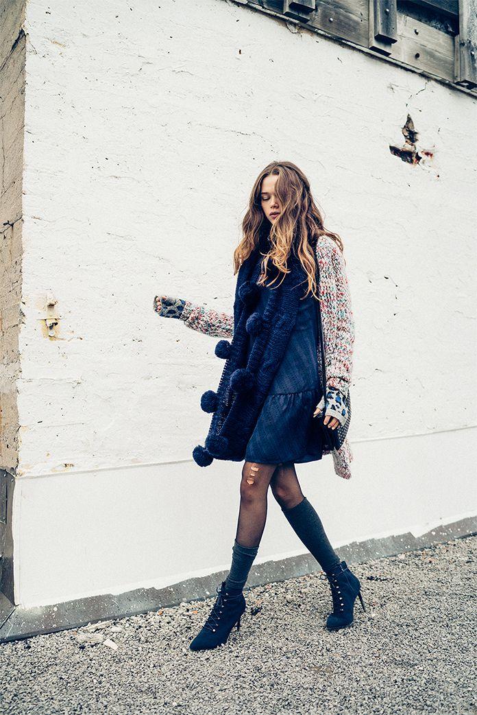 #navy#jumper#wool#streetwear