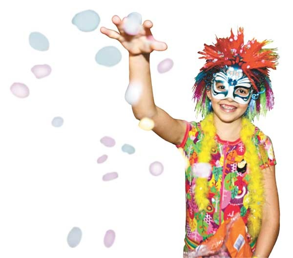 MemaMind: Fantasias de Carnaval para crianças