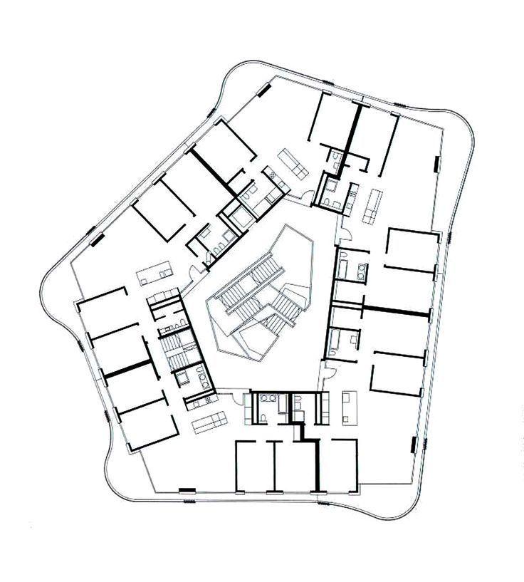 Building design layout