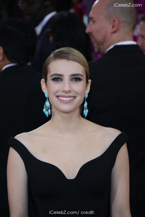 Emma Roberts  71st Annual Golden Globe Awards held at the Beverly Hilton Hotel http://www.icelebz.com/events/71st_annual_golden_globe_awards_held_at_the_beverly_hilton_hotel/gallery14.html