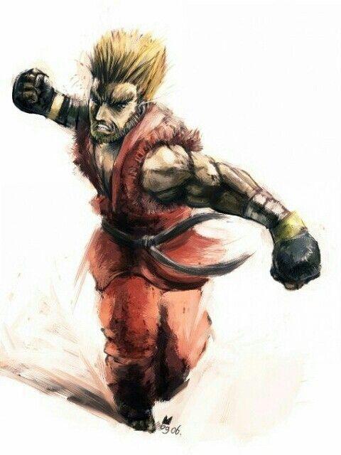 1000+ images about Tekken Paul Phoenix on Pinterest ...