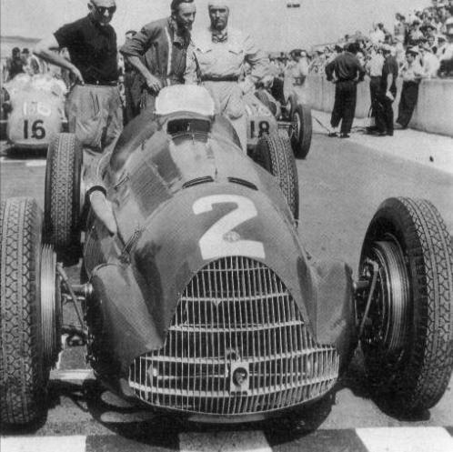 Alfa Romeo Reims : 17 best images about grand prix 6 france reims gueux 1950 on pinterest david french and ~ Gottalentnigeria.com Avis de Voitures