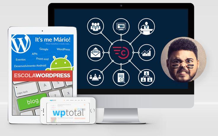 Conheça cinco blogs de WordPress com excelentes artigos que ajudarão você a dar um up em seu projeto, sejam blogs de wordpress, sites, lojas virtuais...