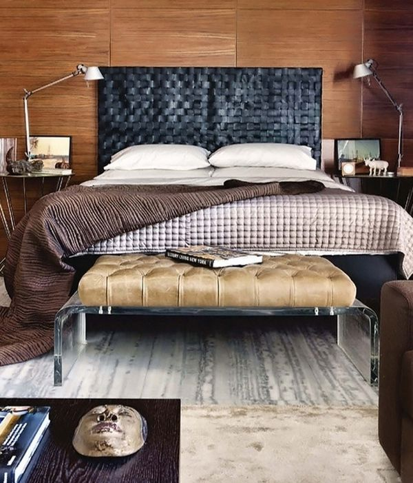 Cool And Masculine Bedroom Ideas