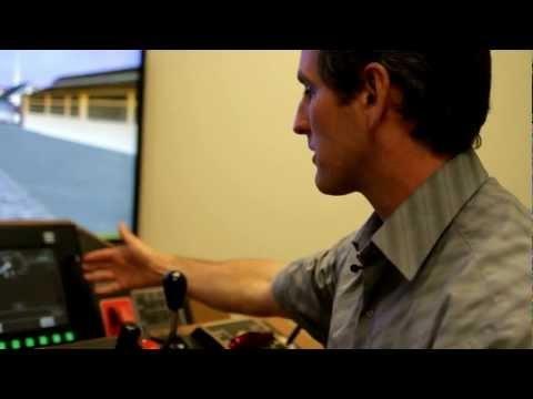 Video: VIA Rail's Train Simulator