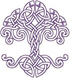 celtic tree of life dara celtic knot - Google Search