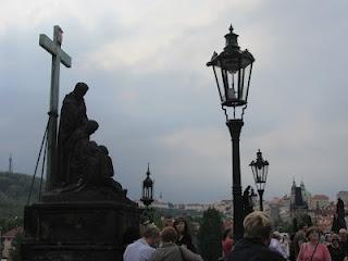 Charles Bridge, Prague, Czech Republic - Diane Uke: Photo Collage - Eastern Europe: Photos Collage, Photo Collages