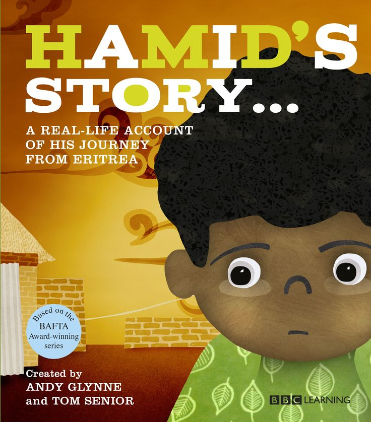 Hamid's Story - available from Books for Young Minds AUD $24.99. This is the real-life story of 10 year old refugee Hamid who flees Eritrea with his mother to escape the war and threats to his family from the government.