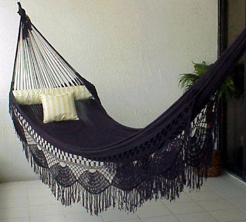 Indoor hammock decorate pinterest for Indoor hammock design