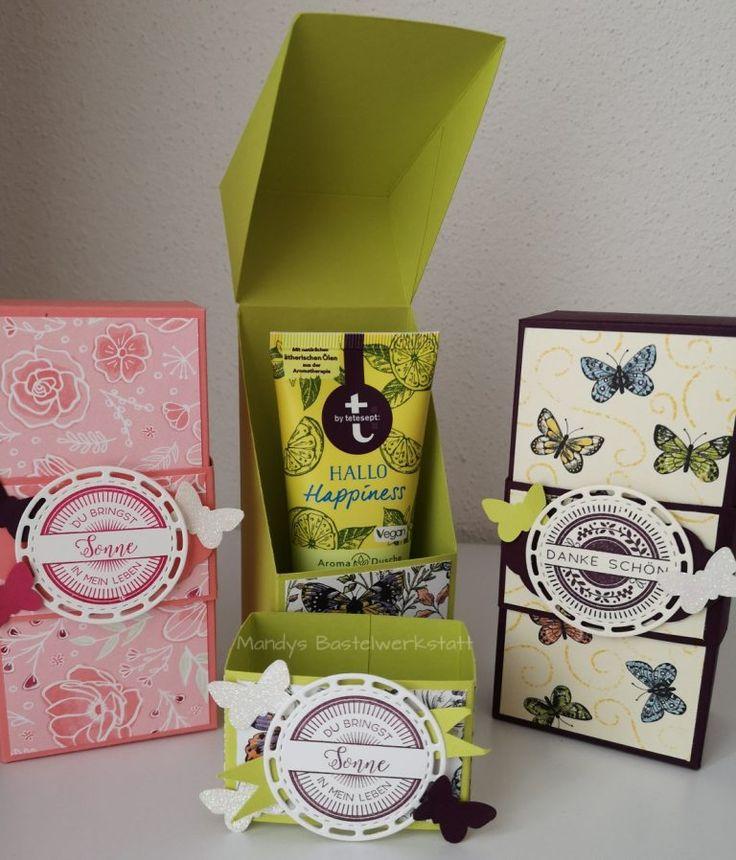 Box mit raffiniertem Deckel – Lisa Tobman