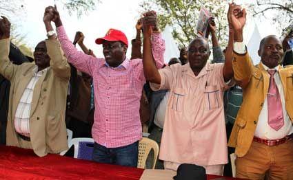 We were coerced to endorse Kivuti Embu elders say - Daily Nation