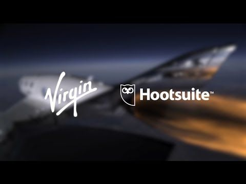 Case study: How Virgin inspires with Hootsuite. #WinWithSocial