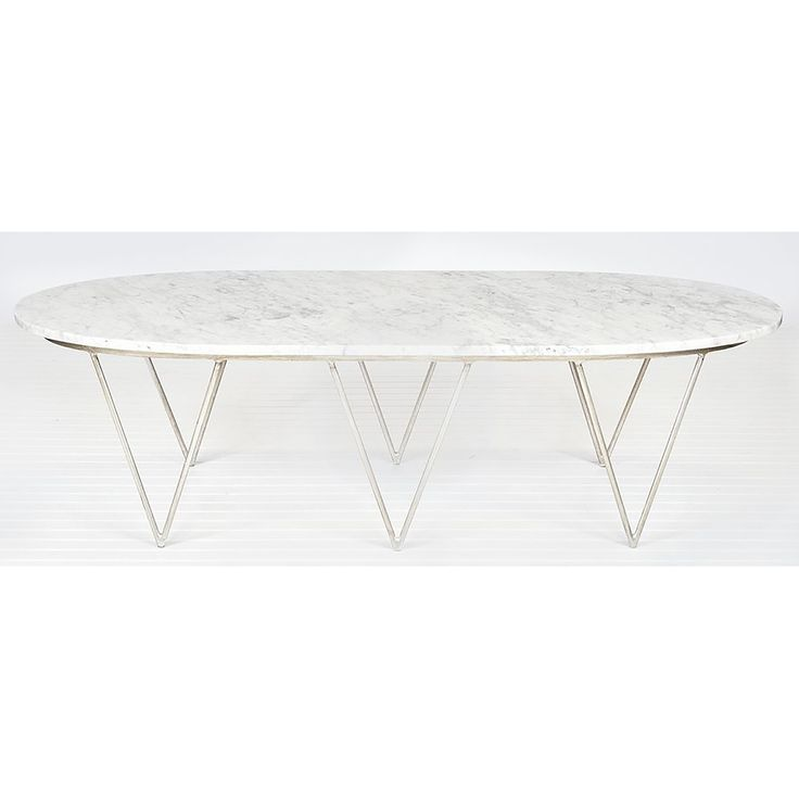Surf Oval Coffee Table   Coffee Tables   Accent Tables   Furniture