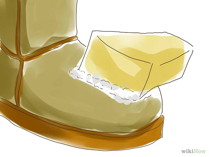 3 Ways to Clean Ugg Boots - wikiHow