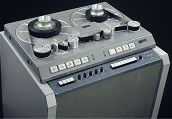 Magnetic Tape Recorders/Reproducers - Studer J37