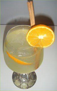 Gin Tonic de Marycake's.