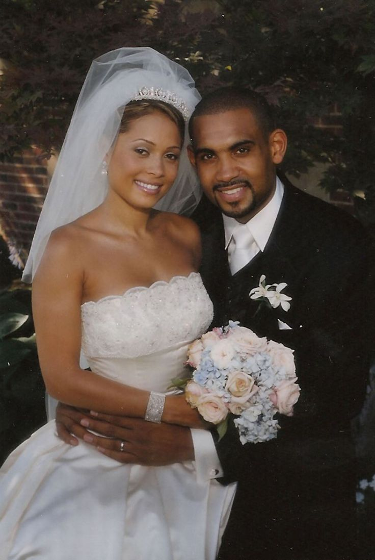 Mr. and Mrs. Grant Hill