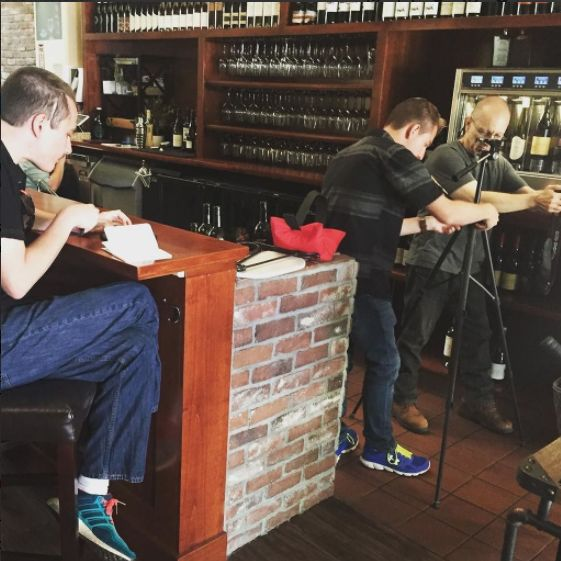 Some of our students had the honor of shooting promos at #weolivepasadena with #forrestallconsulting! What an amazing opportunity! #film #autism #dreams