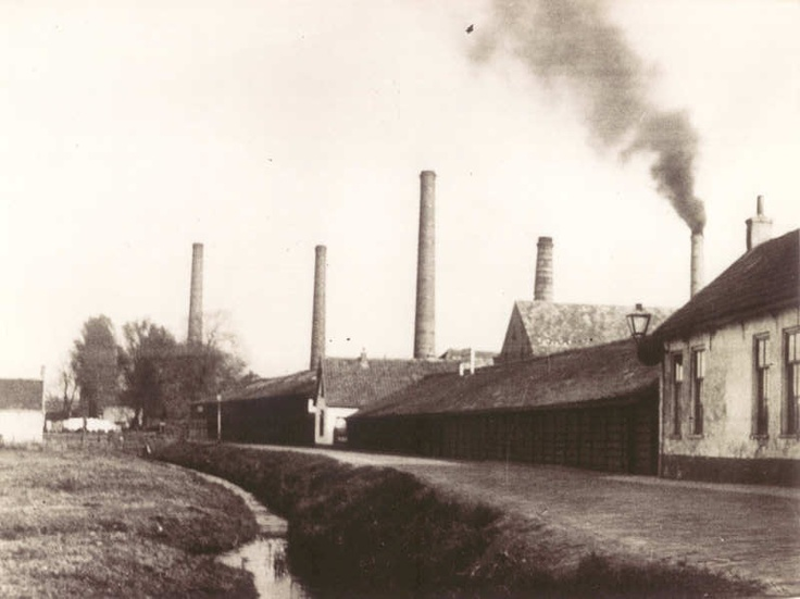 Dakpannenfabriek Koudekerk aan de Rijn
