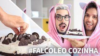 Falcoleo na cozinha Rodrigo Falco - YouTube