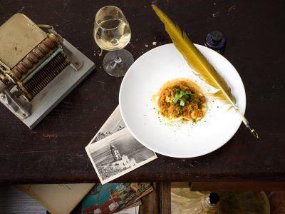 Hostaria di Bacco - Restaurant and Winery in Michelin Guide