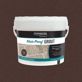 Stainmaster Classic 5.5-Lb Mocha Sanded/Unsanded Epoxy Grout C.420-2.5Kg