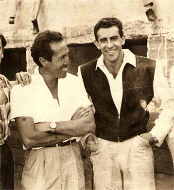 carlos arruza | Que bonito se expresaba Manuel Capetillo de Silverio, grandes amigos ...