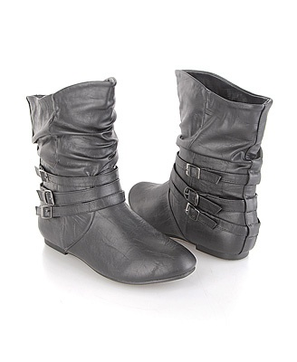 Super cute Forever 21 boots!