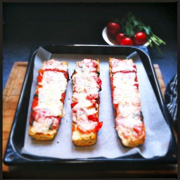 Italiaanse sandwich   Made by Ellen